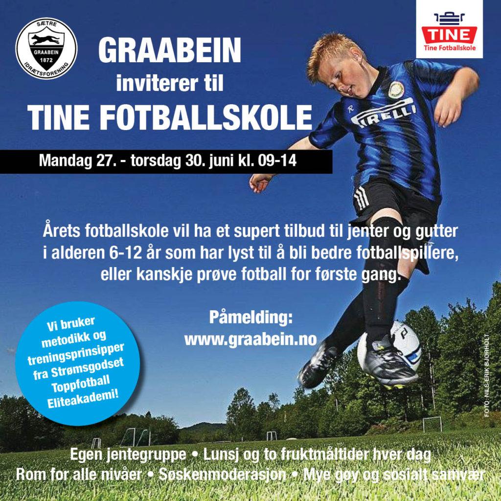 Invitasjon fotballskolen